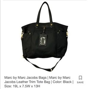 Marc By Marc Jacobs Bags - Marc By Marc Jacobs Nylon Tote bag